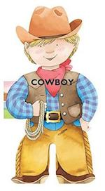 Cowboy (Mini People Shape Books)