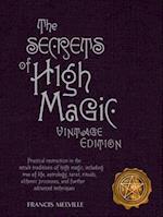 The Secrets of High Magic