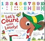 Richard Scarry's Let's Count With Lowly (Richard Scarrys Concept Books)
