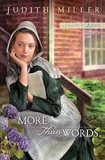 More Than Words (Daughters of Amana, nr. 2)