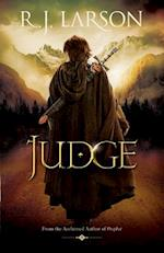 Judge (Books of the Infinite, nr. 2)