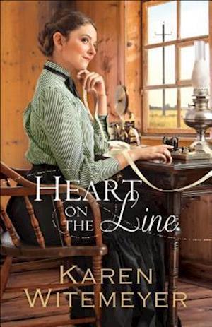 Bog, paperback Heart on the Line af Karen Witemeyer