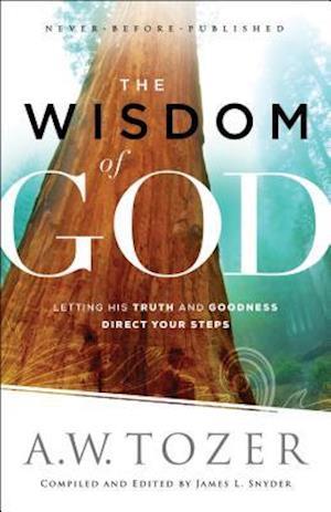 Bog, paperback The Wisdom of God af A. W. Tozer