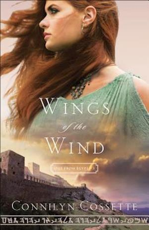 Bog, paperback Wings of the Wind af Connilyn Cossette