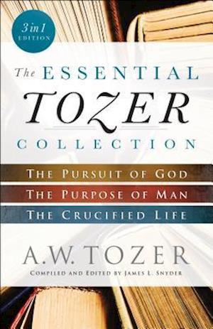 Bog, paperback The Essential Tozer Collection af A W Tozer