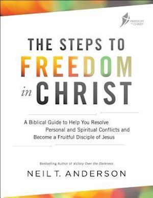 Bog, paperback The Steps to Freedom in Christ af Neil T. Anderson