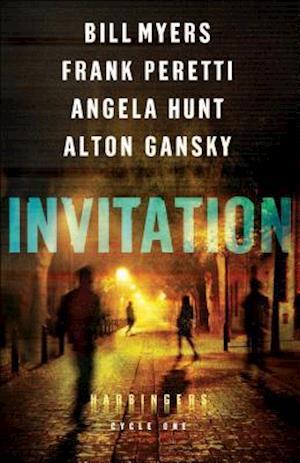 Bog, paperback Invitation af Frank Peretti, Bill Myers, Angela Hunt