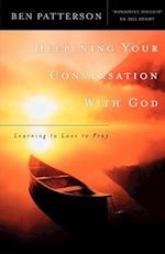 Deepening Your Conversation with God (Pastor's Soul)