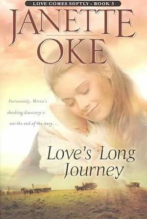 Bog paperback Love's Long Journey af Janette Oke