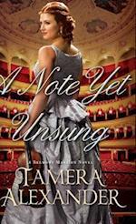Note Yet Unsung (Belmont Mansion Novel)