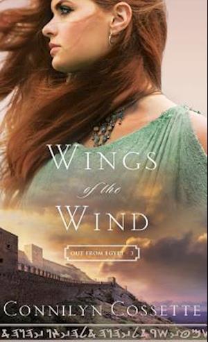 Bog, hardback Wings of the Wind af Connilyn Cossette