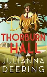 Death at Thorburn Hall (Drew Farthering Mystery)