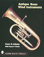 Antique Brass Wind Instruments (Schiffer Book for Collectors)