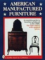 American Manufactured Furniture