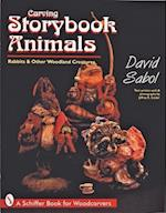 Storybook Animals (Schiffer Book for Woodcarvers)