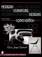 Modern Furniture Designs (Schiffer Book for Collectors)