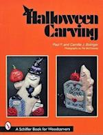 Halloween Carving (Schiffer Book for Woodcarvers)