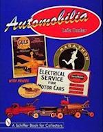 Automobilia (Schiffer Book for Collectors)