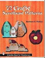 72 Crafty Scrollsaw Patterns (Schiffer Design Books)
