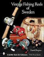 Vintage Fishing Reels of Sweden (Schiffer Book for Collectors)