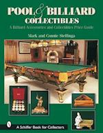 Pool & Billiard Collectibles (Schiffer Book for Collectors)