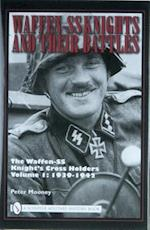Waffen-SS Knights and Their Battles, Volume 1 af Peter Mooney Dr