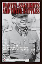 Waffen-SS Knights and Their Battles, Volume 2 af Peter Mooney Dr