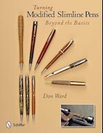 Turning Modified Slimline Pens
