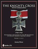 The Knight's Cross with Oakleaves, 1940-1945