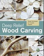 Deep Relief Wood Carving af Kevin Walker