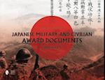 Japanese Military and Civilian Award Documents, 1868-1945