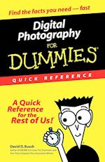 Digital Photography for Dummies (For Dummies Quick Reference Computers)