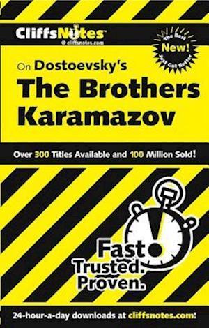 Bog, paperback On Dostoevsky's the Brothers Karamazov af James L. Roberts Ph.D., Carey, Gary K. Carey