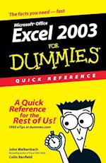 Excel 2003 for Dummies Quick Reference (For Dummies Quick Reference Computers)