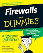 Firewalls For Dummies (For Dummies S)