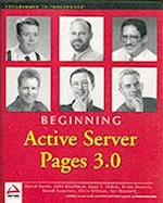 Beginning Active Server Pages 3.0 af David Sussman, Chris Ullman, Brian Francis