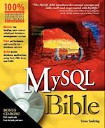 MySQL Bible (Bible (Wiley))