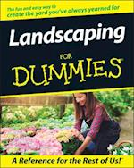Landscaping for Dummies (For dummies)