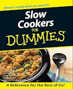 Slow Cookers for Dummies (For dummies)