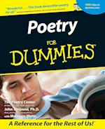 Poetry for Dummies (For Dummies S)