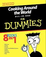 Cooking Around the World All-in-One For Dummies (All-in-one for Dummies)