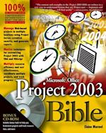 Microsoft Office Project 2003 Bible (Bible)