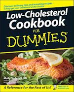 Low-Cholesterol Cookbook for Dummies (For dummies)