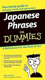 Japanese Phrases For Dummies (For Dummies S)