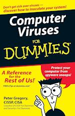 Computer Viruses For Dummies (For Dummies S)