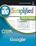Google Top 100 Simplified Tips & Tricks