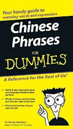 Chinese Phrases For Dummies (For Dummies S)