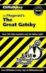 Cliffsnotes Fitzgerald's the Great Gatsby (CLIFFSNOTES LITERATURE)