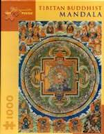 Tibetan Buddhist Mandala (Pomegranate Artpiece Puzzle)
