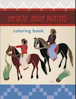 American Indian Paintings Cb150